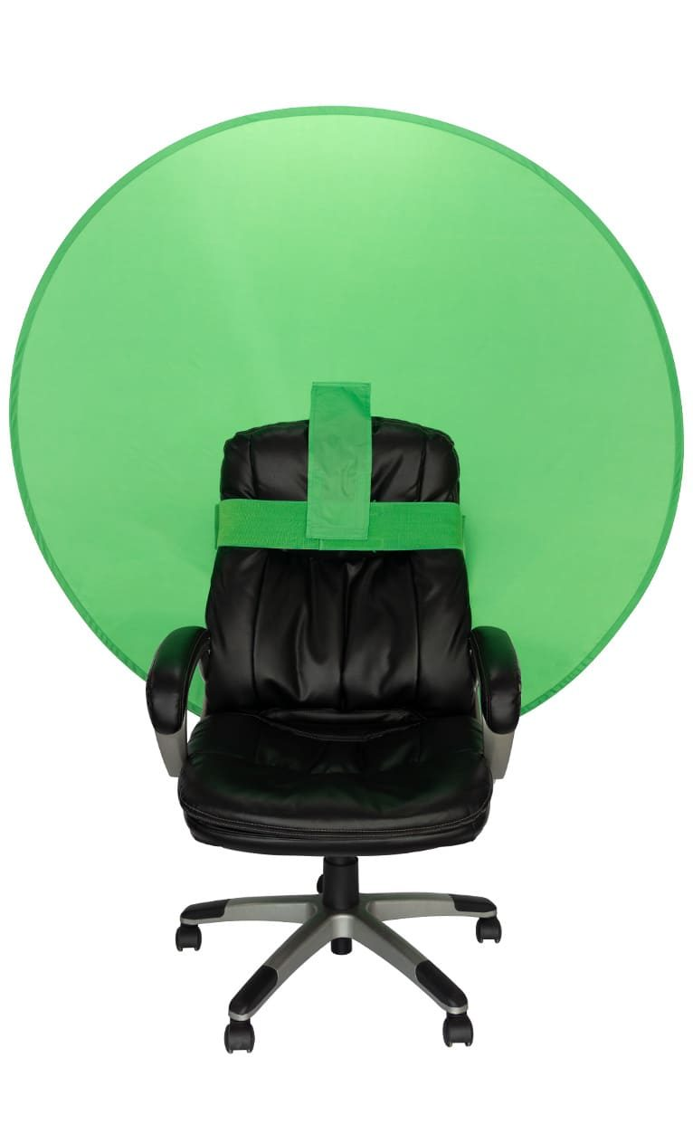 Terrific The Big Shot Green Screen Webcam Background For A Chair Squirreltailoven Fun Painted Chair Ideas Images Squirreltailovenorg
