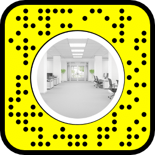 The Office Gustavo Filter QR Code