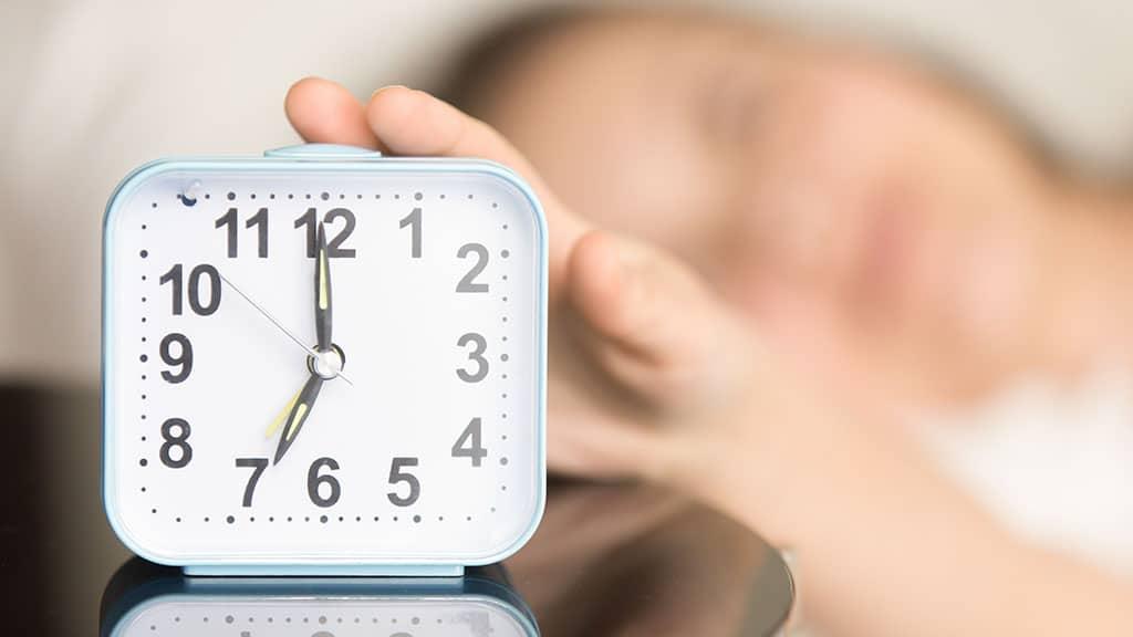 Pandemic morning routine